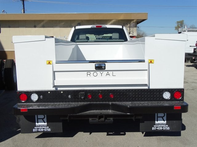 2019 F-350 Crew Cab DRW 4x4,  Royal Service Body #TED03876 - photo 4