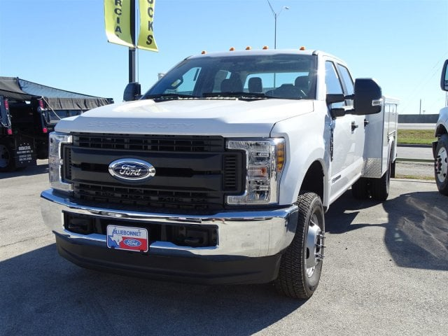 2019 F-350 Crew Cab DRW 4x4,  Royal Service Body #TED03876 - photo 6