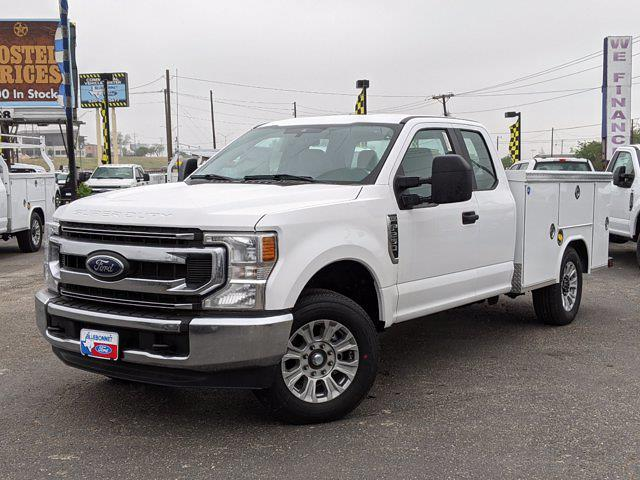 2021 Ford F-250 Super Cab 4x2, Cab Chassis #TED10763 - photo 1