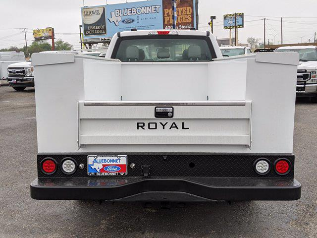2021 Ford F-250 Super Cab 4x2, Cab Chassis #TED10764 - photo 1