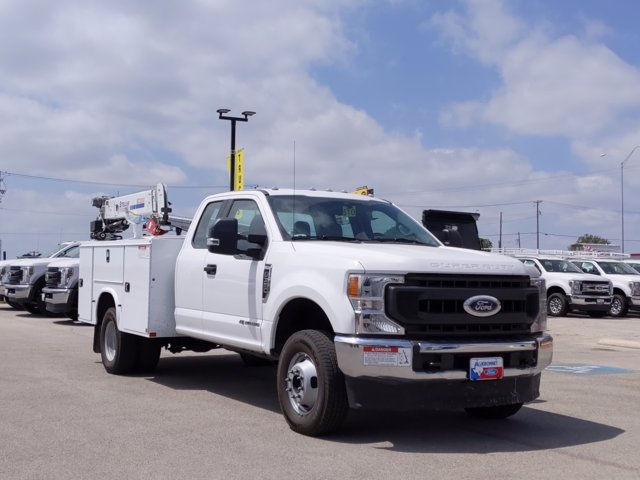 2020 Ford F-350 Super Cab DRW 4x4, Cab Chassis #TED12945 - photo 1