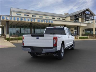 2020 Ford F-250 Crew Cab 4x4, Pickup #TED16652 - photo 2