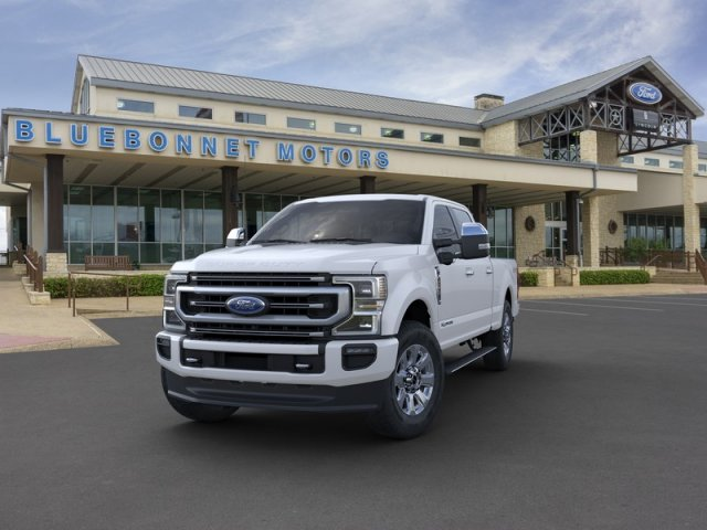 2020 Ford F-250 Crew Cab 4x4, Pickup #TED16654 - photo 4