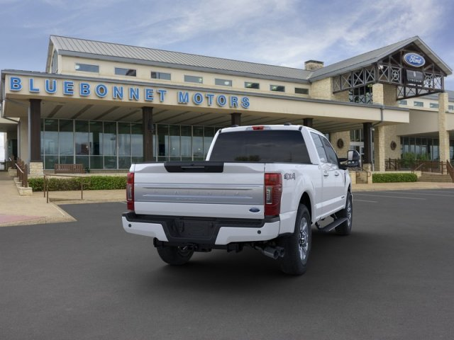 2020 Ford F-250 Crew Cab 4x4, Pickup #TED16654 - photo 2