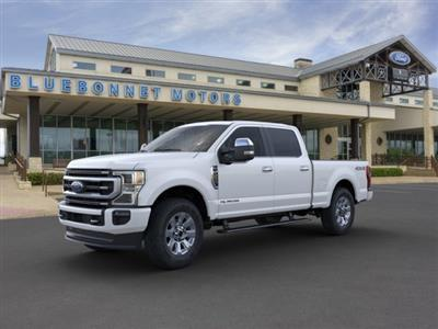 2020 Ford F-250 Crew Cab 4x4, Pickup #TED16654 - photo 3
