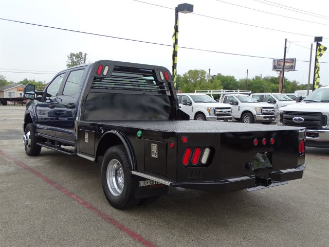 2017 F-350 Crew Cab DRW 4x4, CM Truck Beds Flatbed #TED17263 - photo 5