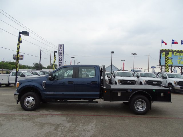 2017 F-350 Crew Cab DRW 4x4, CM Truck Beds Flatbed #TED17263 - photo 6