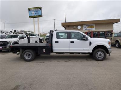 2020 Ford F-350 Crew Cab DRW 4x4, CM Truck Beds RD Model Flatbed #TED17837 - photo 4