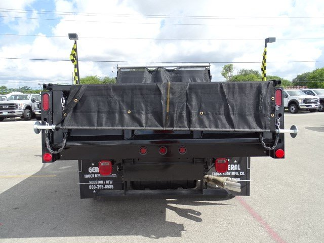 2017 F-550 Regular Cab DRW, Rugby Dump Body #TED19895 - photo 5