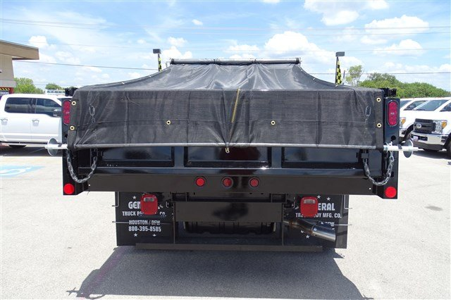 2017 F-550 Crew Cab DRW 4x4, Rugby Eliminator LP Steel Dump Body #TED19904 - photo 5