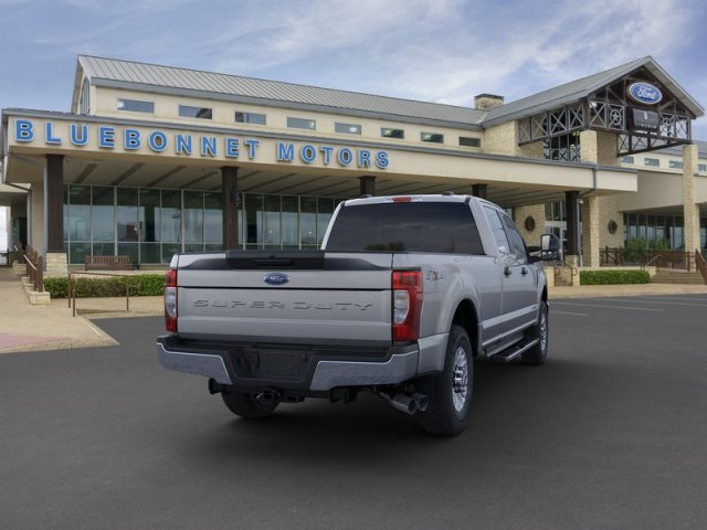 2020 Ford F-250 Crew Cab 4x4, Pickup #TED21235 - photo 2