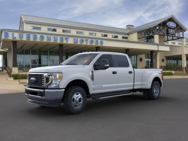 2020 Ford F-350 Crew Cab DRW 4x4, Pickup #TED21246 - photo 3
