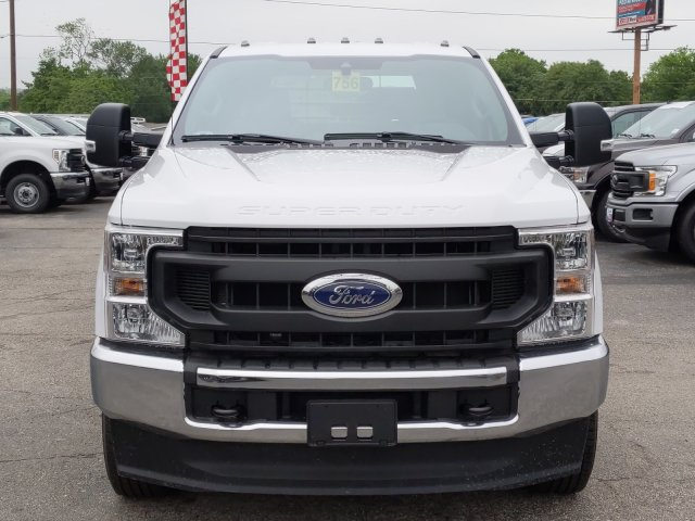 2020 Ford F-350 Crew Cab DRW 4x4, CM Truck Beds RD Model Flatbed #TED25105 - photo 10