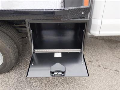 2020 Ford F-350 Crew Cab DRW 4x4, CM Truck Beds RD Model Flatbed #TED25105 - photo 5