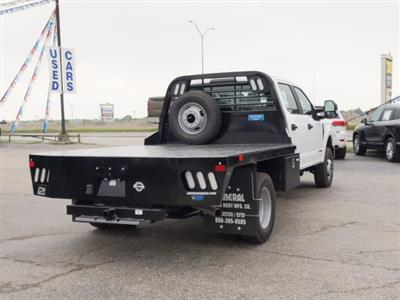 2020 Ford F-350 Crew Cab DRW 4x4, CM Truck Beds RD Model Flatbed #TED25105 - photo 2