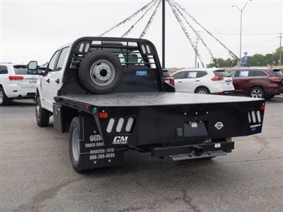 2020 Ford F-350 Crew Cab DRW 4x4, CM Truck Beds RD Model Flatbed #TED25105 - photo 7