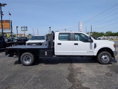 2020 Ford F-350 Crew Cab DRW 4x4, CM Truck Beds RD Model Flatbed #TED25106 - photo 4
