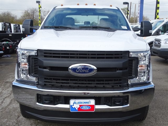 2019 F-350 Crew Cab DRW 4x4,  Knapheide Flatbed #TED27230 - photo 6