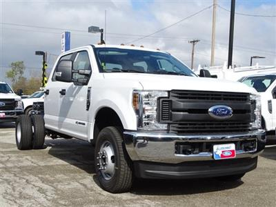 2019 F-350 Crew Cab DRW 4x4,  Cab Chassis #TED27230 - photo 1