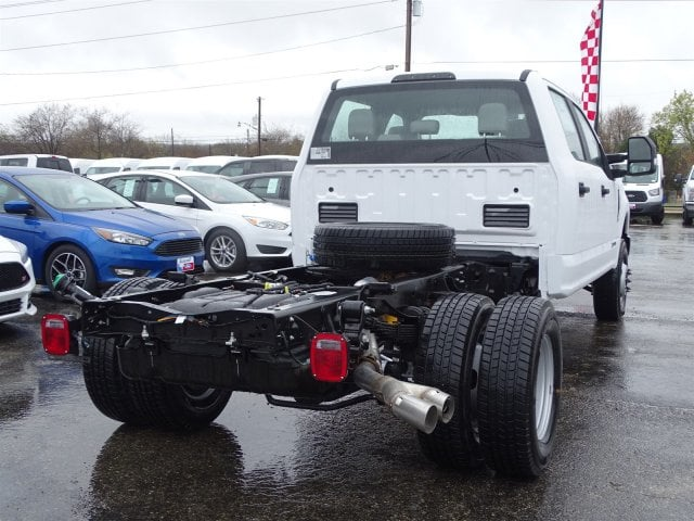 2019 F-350 Crew Cab DRW 4x4,  Cab Chassis #TED27232 - photo 2