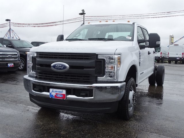 2019 F-350 Crew Cab DRW 4x4,  Cab Chassis #TED27232 - photo 6