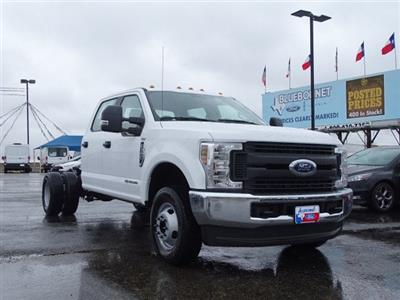 2019 F-350 Crew Cab DRW 4x4,  Cab Chassis #TED27232 - photo 1