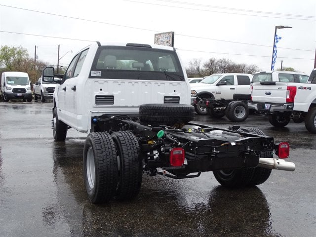 2019 F-350 Crew Cab DRW 4x4,  Cab Chassis #TED27239 - photo 5