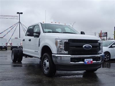 2019 F-350 Crew Cab DRW 4x4,  Cab Chassis #TED27239 - photo 1