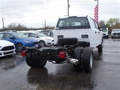 2019 F-350 Crew Cab DRW 4x4,  Cab Chassis #TED27239 - photo 2
