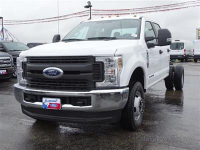 2019 F-350 Crew Cab DRW 4x4,  Cab Chassis #TED27239 - photo 6