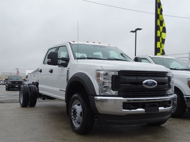 2019 F-450 Crew Cab DRW 4x4,  Cab Chassis #TED27242 - photo 1