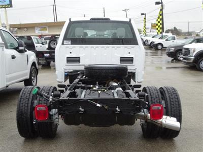 2019 F-450 Crew Cab DRW 4x4,  Cab Chassis #TED27242 - photo 4