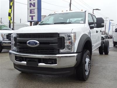 2019 F-450 Crew Cab DRW 4x4,  Cab Chassis #TED27242 - photo 6