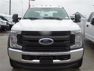 2019 F-450 Crew Cab DRW 4x4,  Cab Chassis #TED27242 - photo 7