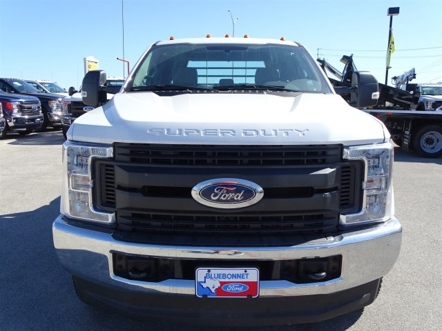 2017 F-350 Super Cab DRW 4x4 Flatbed #TED28365 - photo 9