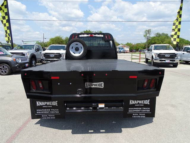 2017 F-550 Crew Cab DRW 4x4, Flatbed #TED32722 - photo 5