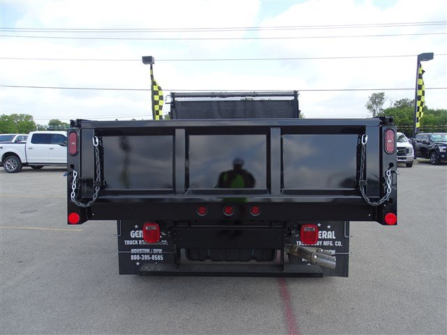2017 F-550 Regular Cab DRW, Rugby Dump Body #TED32725 - photo 5
