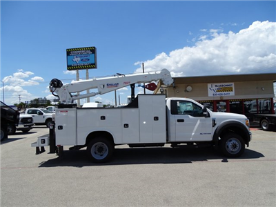 2017 F-550 Regular Cab DRW 4x4 Service Body #TED32774 - photo 3