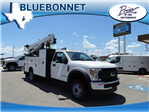 2017 F-550 Regular Cab DRW 4x4 Service Body #TED32774 - photo 1