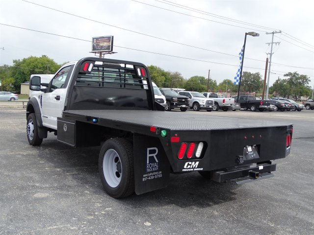 2017 F-450 Regular Cab DRW 4x4 Flatbed #TED32800 - photo 6