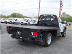 2017 F-450 Regular Cab DRW 4x4 Flatbed #TED32800 - photo 2