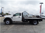 2017 F-450 Regular Cab DRW 4x4 Flatbed #TED32800 - photo 7