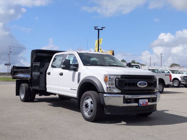 2020 Ford F-550 Crew Cab DRW 4x2, Knapheide Drop Side Dump Body #TED42747 - photo 1