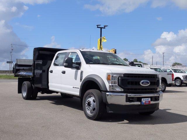 2020 Ford F-550 Crew Cab DRW 4x2, Knapheide Drop Side Dump Body #TED42747 - photo 3