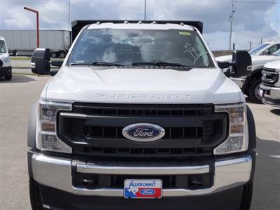 2020 Ford F-550 Crew Cab DRW 4x2, Knapheide Drop Side Dump Body #TED42747 - photo 10