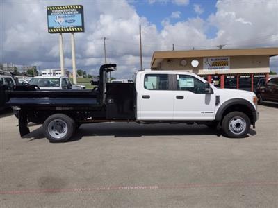 2020 Ford F-550 Crew Cab DRW 4x2, Knapheide Drop Side Dump Body #TED42747 - photo 4