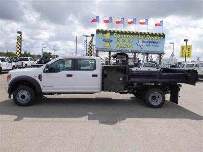 2020 Ford F-550 Crew Cab DRW 4x2, Knapheide Drop Side Dump Body #TED42747 - photo 8