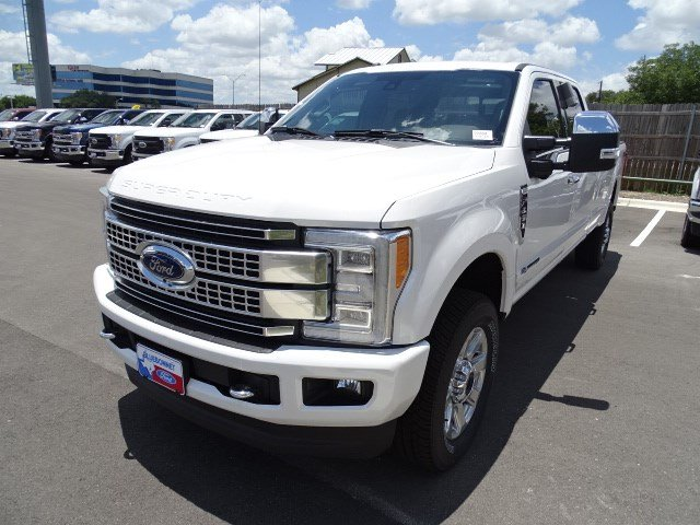 2017 F-350 Crew Cab 4x4 Pickup #TED66840 - photo 9