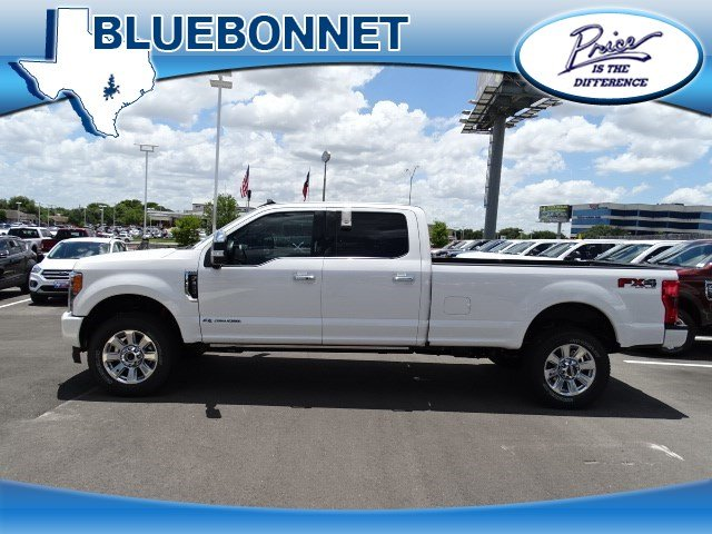 2017 F-350 Crew Cab 4x4 Pickup #TED66840 - photo 1