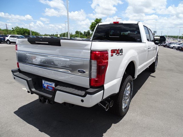 2017 F-350 Crew Cab 4x4 Pickup #TED66840 - photo 5
